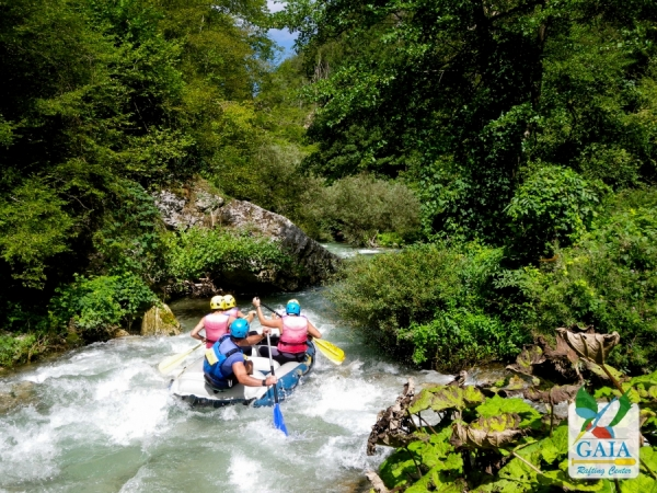 The best pictures of the rafting